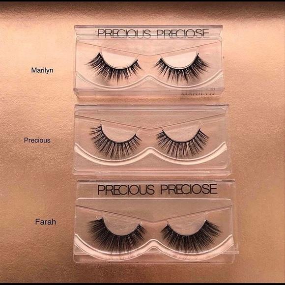 ebdb7b07967 Precious Preciose Makeup | 100 Luxury Mink False Eyelashes Long ...